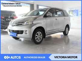[OLXAD] Toyota Avanza 1.3 G MT Bensin 2013 Silver #PartnerTerpercaya