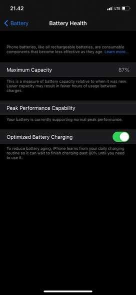 iPhone XR 64gb warna Merah