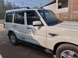 Mahindra Scorpio 2018 Diesel 35000 Km Driven