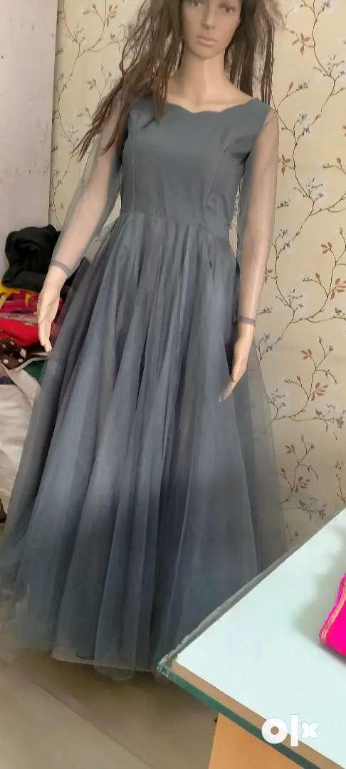 Ladies dreses stitching