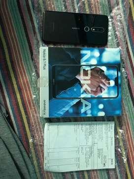 Nokia 6.1 Plus 4Gb varaiant