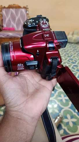 Nikon p520 want to sale urgently