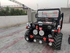Harsh jain motor jeep
