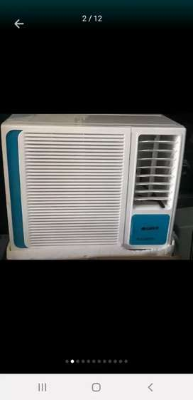 Inverter used windows ac pona  ton best prics shop