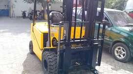 Boss Forklift Baterai YALE GENUINE JAPAN Used Siapa Cepat Dapat