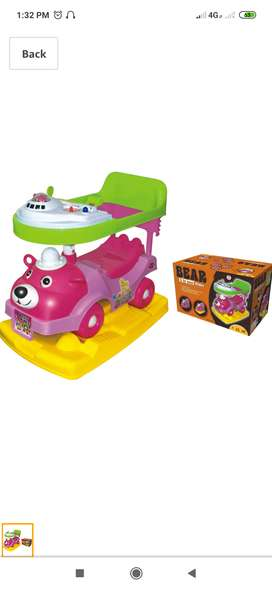 3 in 1 toy car Bear