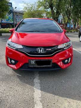 Honda jazz rs matic tahun 2016