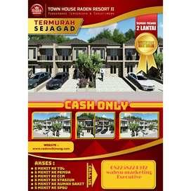 Legalitas SHM Cukup booking 10 Jt Townhouse Raden Cibinong 5