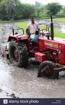 Wanted experienced tractor and car driver