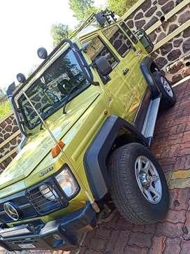 Force Motors Gurkha Hard Top 4X4, 2017, Diesel