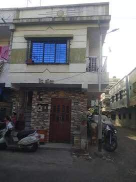 Gala type corner house