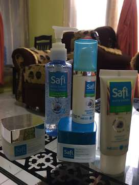 1 set skincare safi