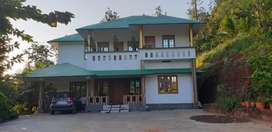 25cent land with 4bhk house