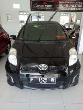 Toyota Yaris E 2012 Manual