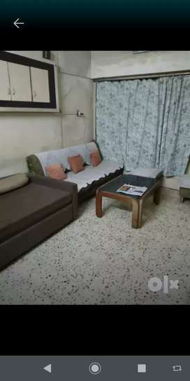 Furnished withall facilities, bed with mattress&bed sheet,cleaning