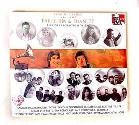 "CD ORIGINAL ""FARIZ RM & DIAN PP IN COLLABORATION WITH"".  KONDISI segel"