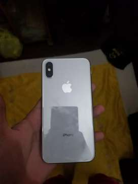 Iphone X back only