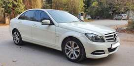 Mercedes-Benz New C-Class C 220 CDI Avantgarde, 2012, Diesel