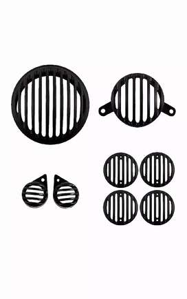 Royal Enfield grill set