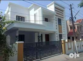 4.bhk 2200 sqft new build house at aluva near karmal