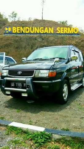Toyota Kijang Kapsul LSX up LGX