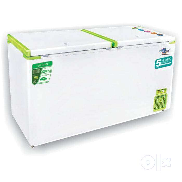 Commercial freezers (2 Units) 0