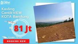 Tanah Kavling Murah View Bagus di Ciparay Kabupaten Bandung
