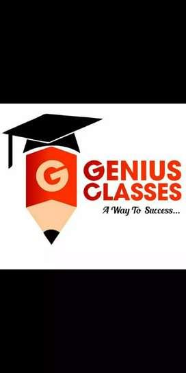 Genius classes