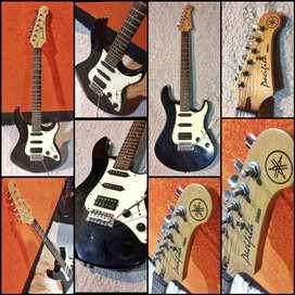 Gitar yamaha pasifica 112j