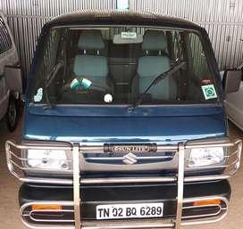 Maruti Suzuki Omni 2019