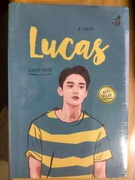 Novel LUCAS best seller