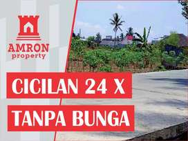 Dijual Tanah Pusat Kota Magelang, Sangat dkt dgn AKMIL dan Mall ARTOS