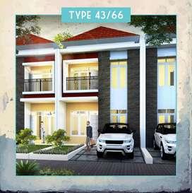 Rumah Dekat Toll Bor Kota Bogor