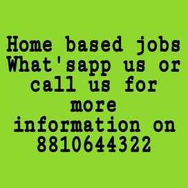 Urgent opening for online form filling jobs