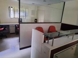 790 Sqft. Fully Furnished Office Space at Dharampeth for Rent