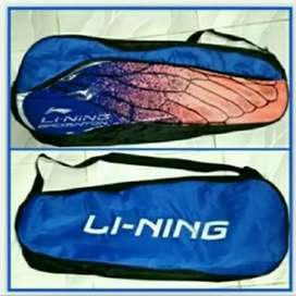 New Tas raket badminton Lining original import ekonomis by ahadin