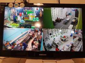 Pantau CCTV secara live dari HP anda