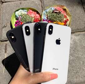 Iphone X 64GB Original Fullset