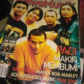 Majalah News Musik edisi Padi