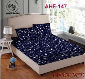 Double bed ki bed sheet without pillow cover glace cottononlywholesale
