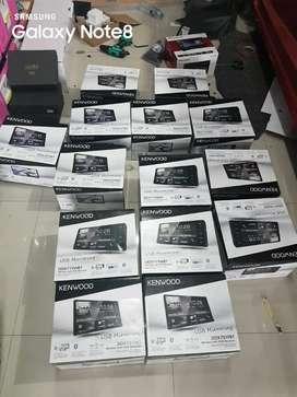 Kenwood DMX 719 Wbt Mirorlink Mp4 HDD | Boy Audiophile