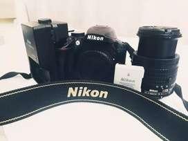 Nikkon dslr camera d3400