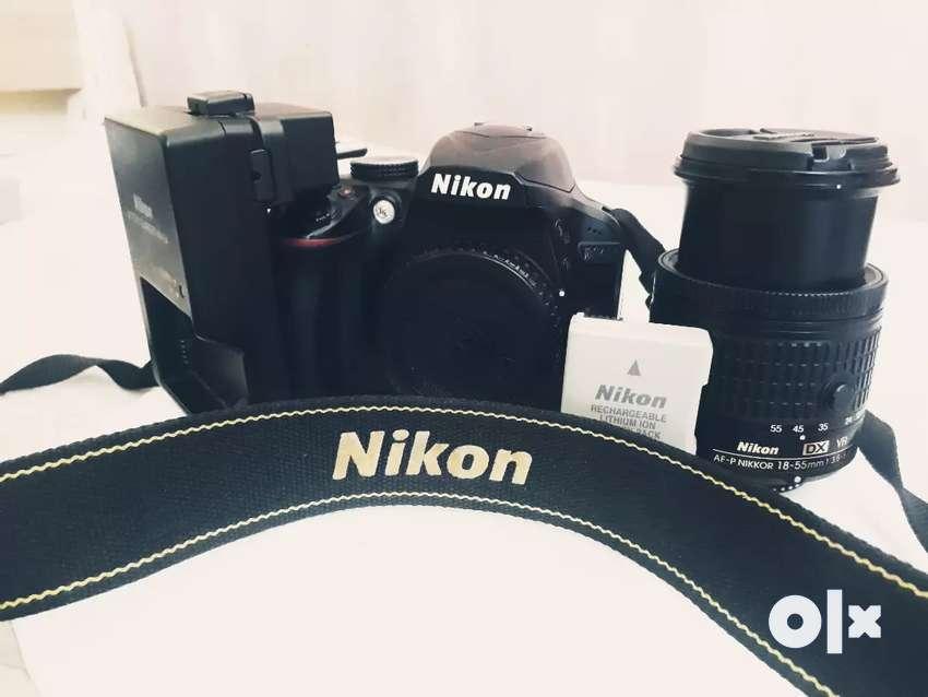 Nikkon dslr camera d3400 0