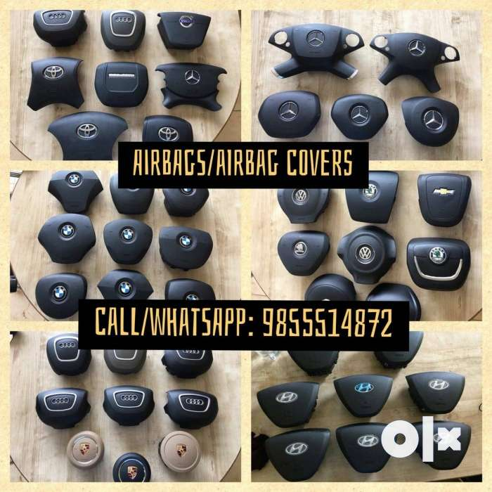 Airbags and airbag covers Available for all 0