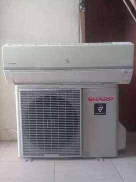 Dijual AC Sharp 3/4 PK Low Watt tipe Plasmacluster
