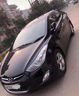 Hyundai Elantra 2013 Diesel Well Maintained