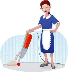 Di cari asisten rumah tangga