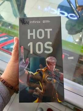 Infinix hote 10s  ram 4/64