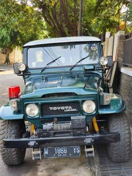 Toyota Land Cruiser Hardtop A/T Automatic jeep