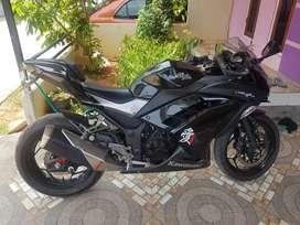 ninja 250 cc tahun muda harang banget di pake